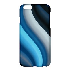 Abstract Pattern Lines Wave Apple Iphone 6 Plus/6s Plus Hardshell Case by Nexatart