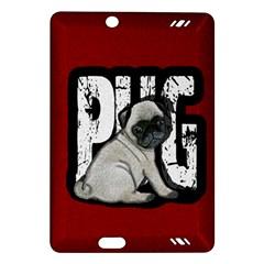 Pug Amazon Kindle Fire Hd (2013) Hardshell Case by Valentinaart