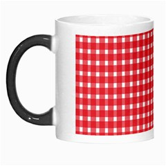 Pattern Diamonds Box Red Morph Mugs