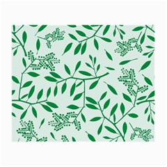Leaves Foliage Green Wallpaper Small Glasses Cloth by Nexatart