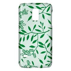 Leaves Foliage Green Wallpaper Galaxy S5 Mini