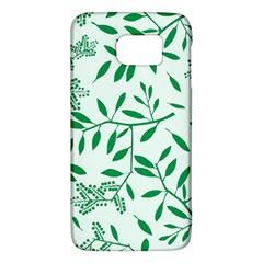 Leaves Foliage Green Wallpaper Galaxy S6