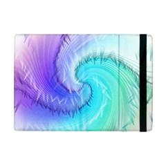 Background Colorful Scrapbook Paper Ipad Mini 2 Flip Cases by Nexatart