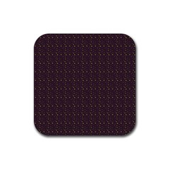 Pattern Background Star Rubber Square Coaster (4 Pack)  by Nexatart