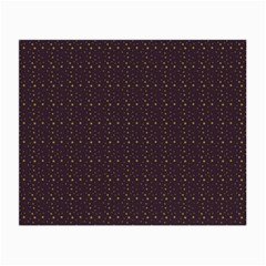 Pattern Background Star Small Glasses Cloth