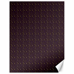 Pattern Background Star Canvas 12  X 16