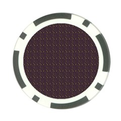 Pattern Background Star Poker Chip Card Guard by Nexatart
