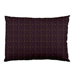 Pattern Background Star Pillow Case (two Sides) by Nexatart