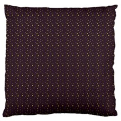 Pattern Background Star Large Cushion Case (two Sides) by Nexatart