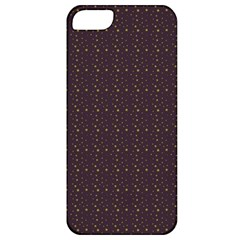 Pattern Background Star Apple Iphone 5 Classic Hardshell Case by Nexatart