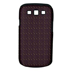 Pattern Background Star Samsung Galaxy S Iii Classic Hardshell Case (pc+silicone)