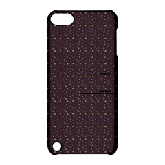 Pattern Background Star Apple Ipod Touch 5 Hardshell Case With Stand by Nexatart