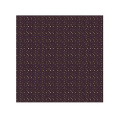 Pattern Background Star Small Satin Scarf (square) by Nexatart