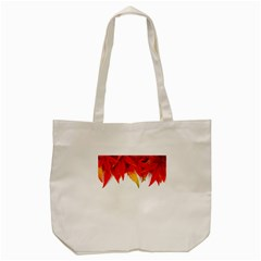 Abstract Autumn Background Bright Tote Bag (cream) by Nexatart