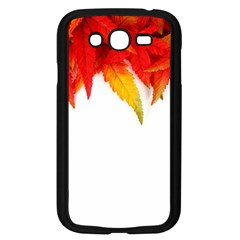 Abstract Autumn Background Bright Samsung Galaxy Grand Duos I9082 Case (black) by Nexatart
