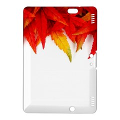 Abstract Autumn Background Bright Kindle Fire Hdx 8 9  Hardshell Case by Nexatart