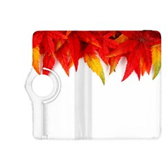 Abstract Autumn Background Bright Kindle Fire Hdx 8 9  Flip 360 Case by Nexatart