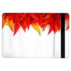 Abstract Autumn Background Bright Ipad Air Flip