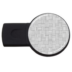 Flooring Household Pattern Usb Flash Drive Round (4 Gb)