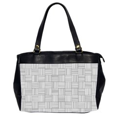 Flooring Household Pattern Office Handbags (2 Sides)  by Nexatart