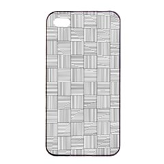Flooring Household Pattern Apple Iphone 4/4s Seamless Case (black) by Nexatart