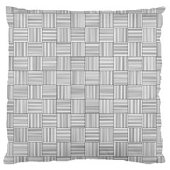 Flooring Household Pattern Large Cushion Case (two Sides)