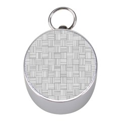Flooring Household Pattern Mini Silver Compasses