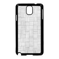 Flooring Household Pattern Samsung Galaxy Note 3 Neo Hardshell Case (black)