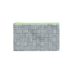 Flooring Household Pattern Cosmetic Bag (xs) by Nexatart