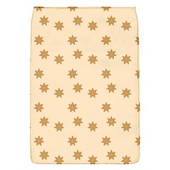 Pattern Gingerbread Star Flap Covers (s)  by Nexatart