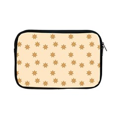 Pattern Gingerbread Star Apple Ipad Mini Zipper Cases by Nexatart