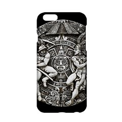 Pattern Motif Decor Apple Iphone 6/6s Hardshell Case by Nexatart