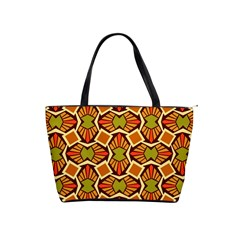 Geometry Shape Retro Trendy Symbol Shoulder Handbags by Nexatart