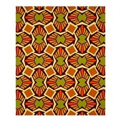 Geometry Shape Retro Trendy Symbol Shower Curtain 60  X 72  (medium)  by Nexatart