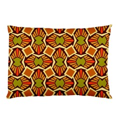 Geometry Shape Retro Trendy Symbol Pillow Case (two Sides)