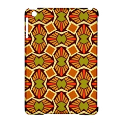 Geometry Shape Retro Trendy Symbol Apple Ipad Mini Hardshell Case (compatible With Smart Cover) by Nexatart