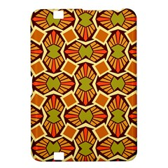 Geometry Shape Retro Trendy Symbol Kindle Fire Hd 8 9  by Nexatart