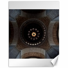 Pattern Design Symmetry Up Ceiling Canvas 18  X 24