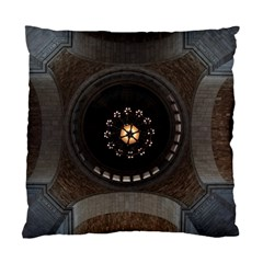 Pattern Design Symmetry Up Ceiling Standard Cushion Case (two Sides) by Nexatart