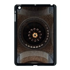 Pattern Design Symmetry Up Ceiling Apple Ipad Mini Case (black) by Nexatart