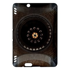 Pattern Design Symmetry Up Ceiling Kindle Fire Hdx Hardshell Case by Nexatart