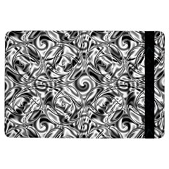 Gray Scale Pattern Tile Design Ipad Air Flip by Nexatart