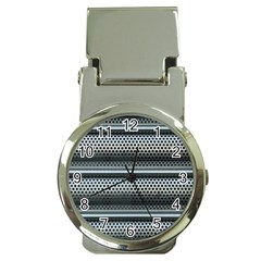 Sheet Holes Roller Shutter Money Clip Watches by Nexatart