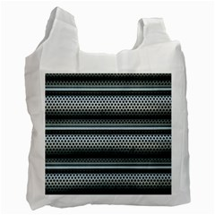 Sheet Holes Roller Shutter Recycle Bag (two Side)  by Nexatart