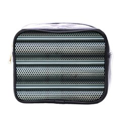 Sheet Holes Roller Shutter Mini Toiletries Bags by Nexatart