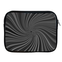 Abstract Art Color Design Lines Apple Ipad 2/3/4 Zipper Cases by Nexatart