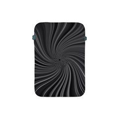 Abstract Art Color Design Lines Apple Ipad Mini Protective Soft Cases by Nexatart