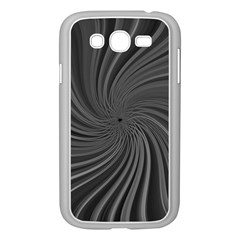 Abstract Art Color Design Lines Samsung Galaxy Grand Duos I9082 Case (white) by Nexatart
