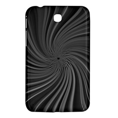 Abstract Art Color Design Lines Samsung Galaxy Tab 3 (7 ) P3200 Hardshell Case  by Nexatart