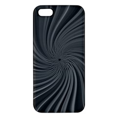 Abstract Art Color Design Lines Iphone 5s/ Se Premium Hardshell Case by Nexatart